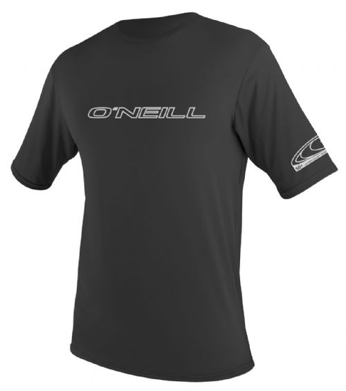 O'NEILL MENS RASH T SHIRT.SKINS UPF50+ SUN PROTECTION RASH GUARD TOP 7S/3402/02